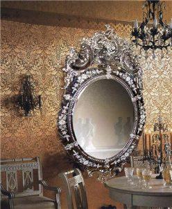 Как восстановить серебряное зеркало?